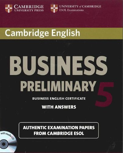Official B1 Business Preliminary (BEC P) | by SWISS EXAMS