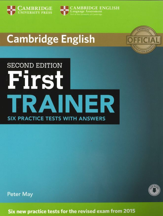 Official B2 First (FCE) Cambridge English Certificate | by SWISS EXAMS