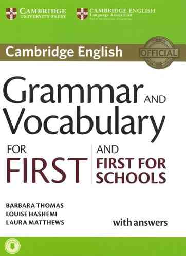 first certificate in english book