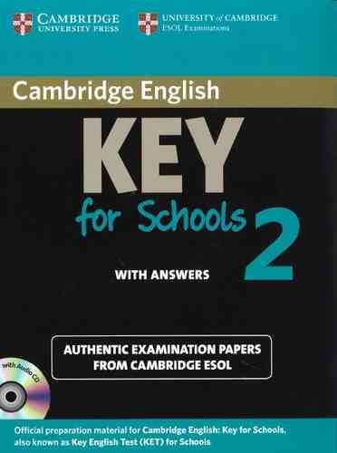 Cambridge english key ket for schools official english exam for key for schools 2 self study pack order here fandeluxe Choice Image