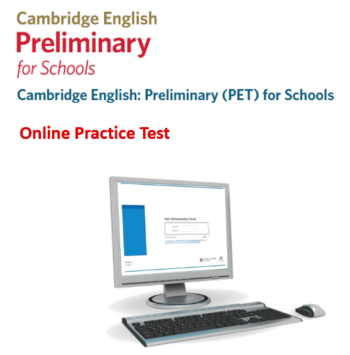 Official B1 Preliminary for Schools (PET S) | by SWISS EXAMS