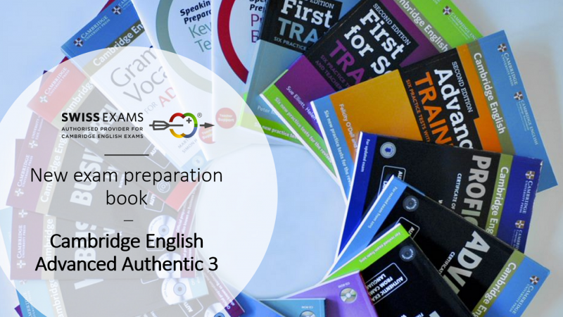 New book available in the Swiss Exams Online Shop