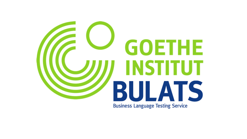 BULATS German test replacement from the Goethe Institut
