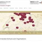 Cambridge English Recommended Schools List